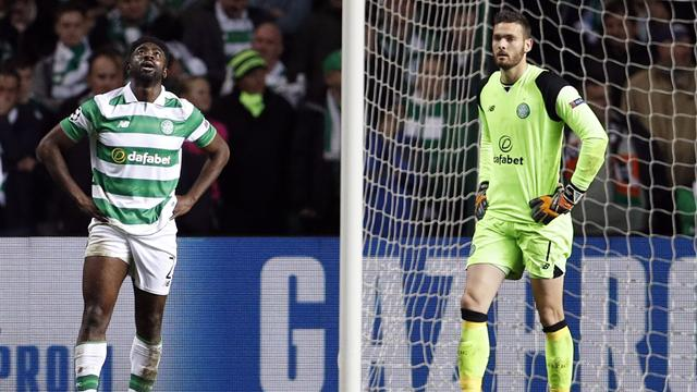 Rodgers backs Toure after defender takes blame for Celtic loss