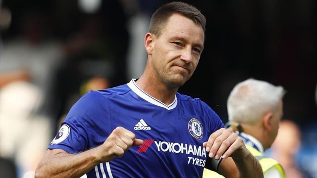 Transfer Update: Four top rumours - John Terry to Shanghai?