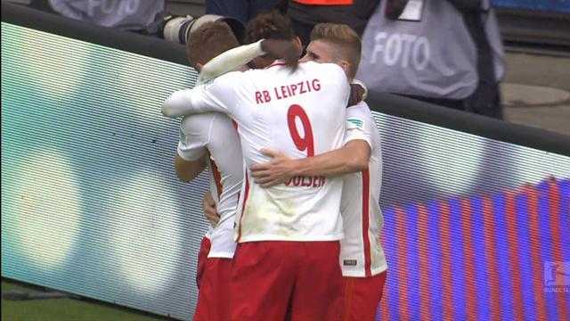 Bundesliga Highlights: Leipzig run continues with win over Bremen