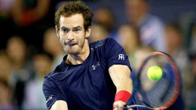 Top seed Murray overcomes slow start to beat Simon in Vienna