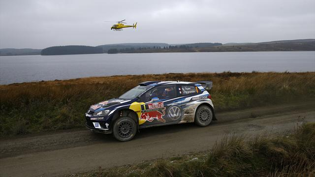 Ogier down to two options for 2017 seat