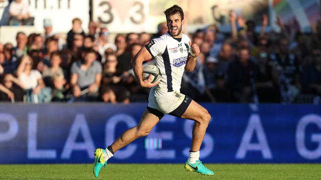L'ASM facile contre Pau, Toulouse de justesse contre le Racing 92