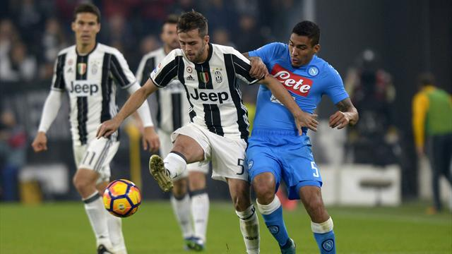Juventus Turin – Naples EN DIRECT
