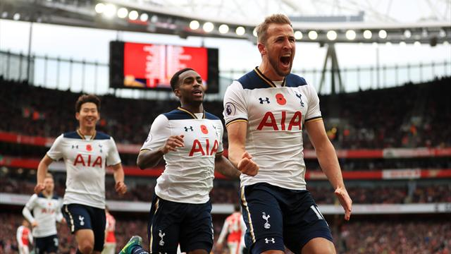 Harry Kane signs new Tottenham contract