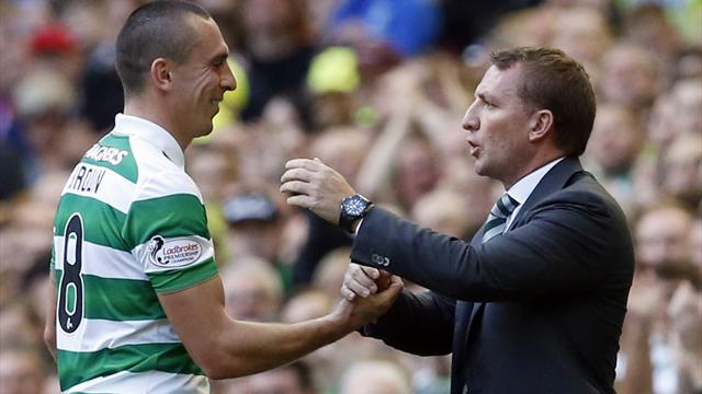Scott Brown set to be fit to face England