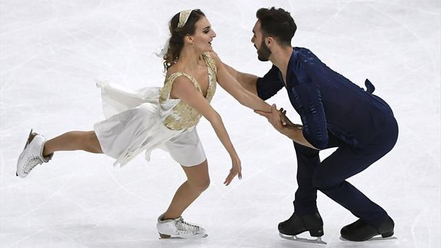 Papadakis et Cizeron remportent le Grand Prix de France
