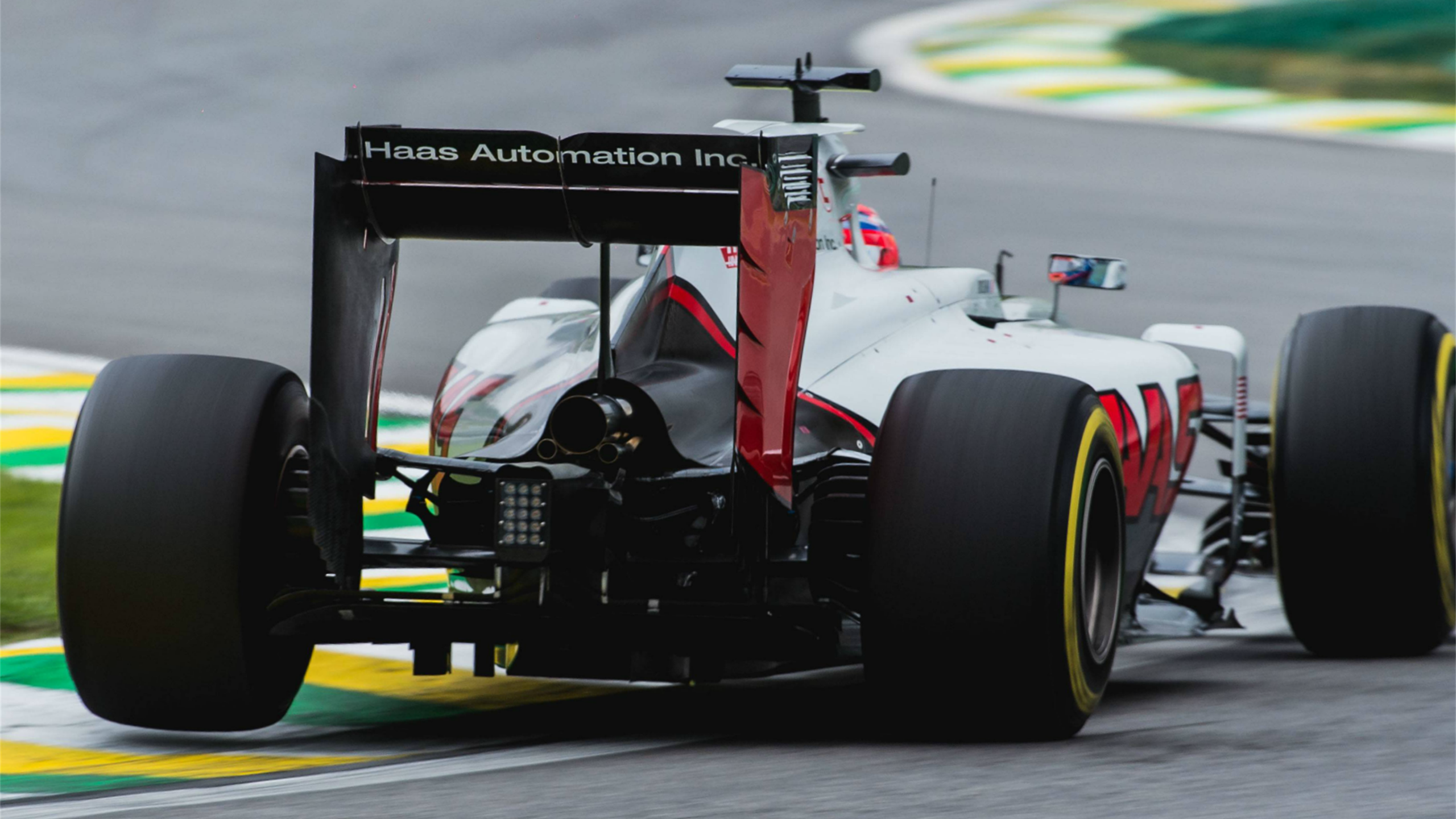 Romain Grosjean (Haas) - GP of Brazil 2016