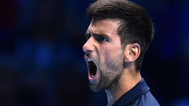 Djokovic still motivated to be best in world