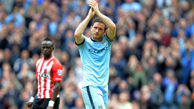 Lampard to leave New York City