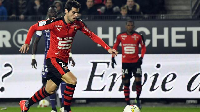 Rennes se replace, Toulouse fait du surplace