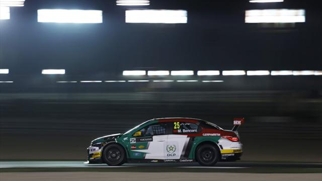 Main Race flash: Bennani keeps Björk at bay for WTCC glory