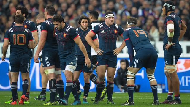 "Guirado regrette des All Blacks ""chambreurs"""