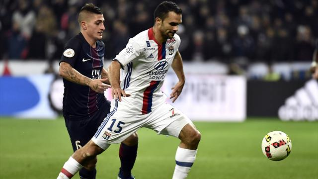 Lyon – PSG EN DIRECT