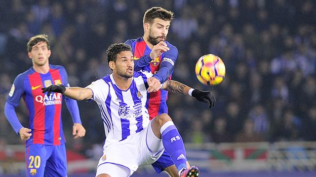 Real Sociedad – FC Barcelone EN DIRECT
