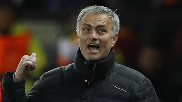 Mourinho filled with 'real happiness' after watching United win from secret location