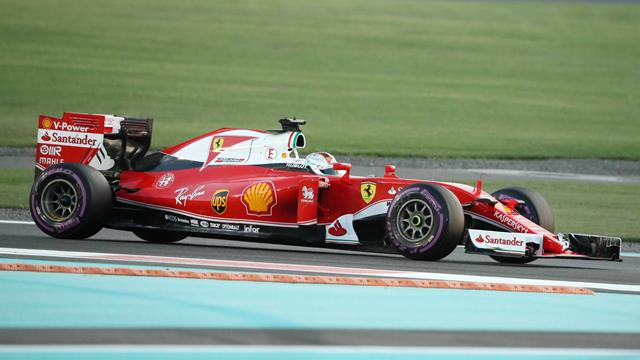 Vettel crashes out of Pirelli wet tyre test