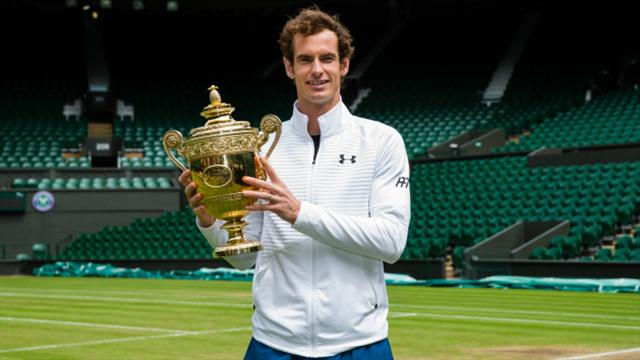 Greg Rusedski: Andy Murray's 2017 goal should be to win at least two majors