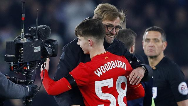 Jurgen Klopp hopes to protect Liverpool's youngest ever goalscorer