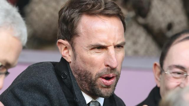 Gareth Southgate's England In-Tray