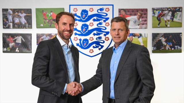 FA chief executive says Southgate appointment as England boss was no formality