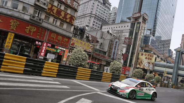 WTCC returns to magical Macau and Monza