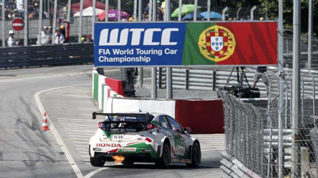 Rules revamp for WTCC in 2017