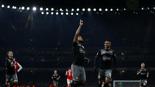 Southampton ease past Arsenal to book EFL Cup semi-final place