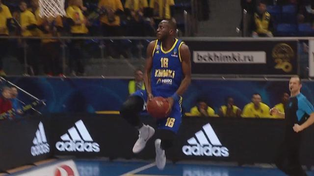 Eurocup Round 8: Top 10 plays