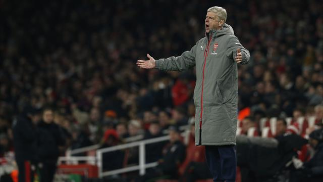 Half-arsed Arsenal take lead from Wenger on dress-down Wednesday