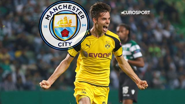 Euro Papers: Pep will pip United to young talent from Dortmund
