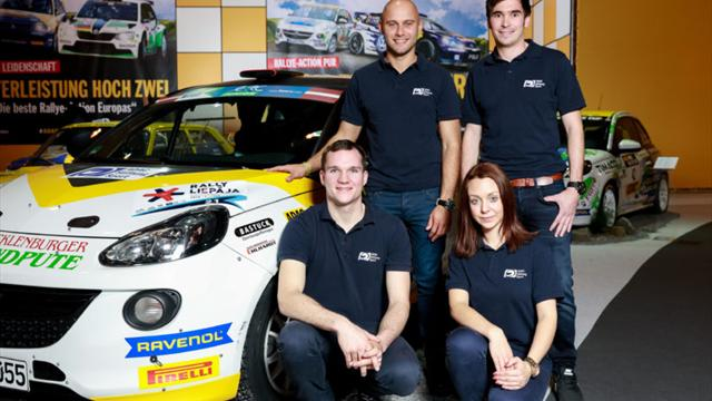 Germany's ERC young guns get renewed support