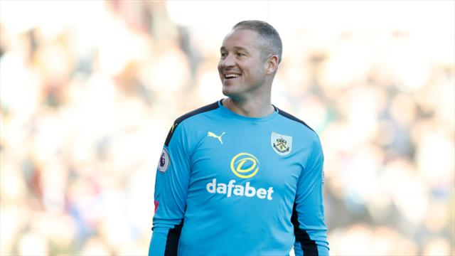 Burnley boss Sean Dyche willing to turn to Paul Robinson again if he needs to