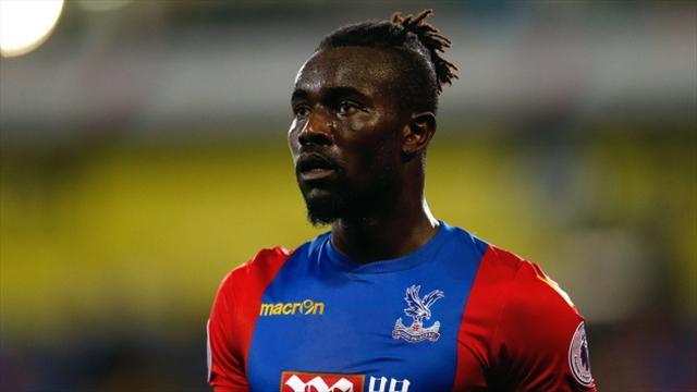 Palace's Pape Souare raises doubts about whether he will be able to play again