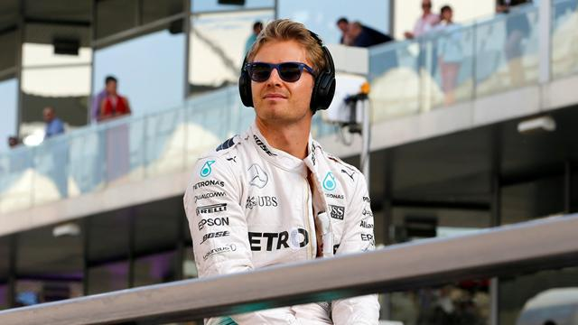 Rosberg says he lost F1 drivers' title trophy