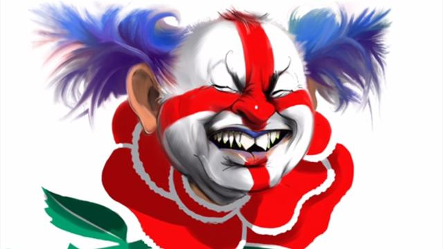 Jones depicted as a clown by newspaper before England face Australia in grudge match
