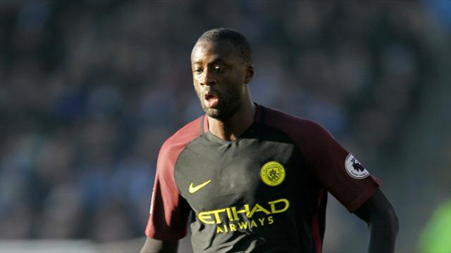 Yaya Toure charged with drink driving