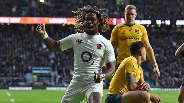 L'Angleterre a fait plus fort que les All Blacks : terminer 2016 invaincue...