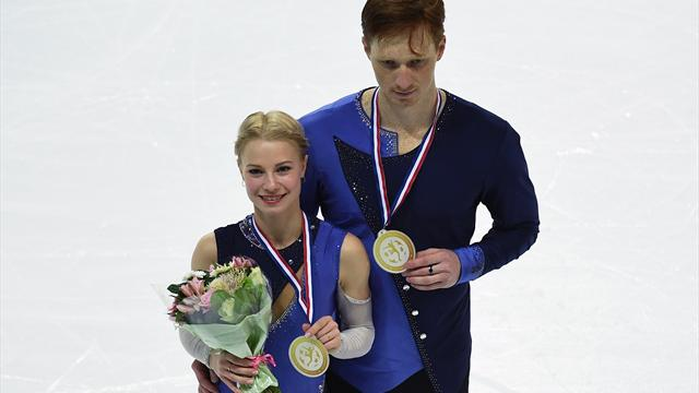 Tarasova and Morozov claim Grand Prix crown