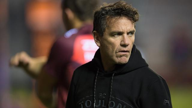 Mike Ford 'sacked' by Toulon, Richard Cockerill takes over