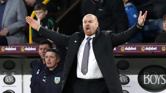 Sean Dyche hails impact of Burnley subs in thrilling win over Bournemouth
