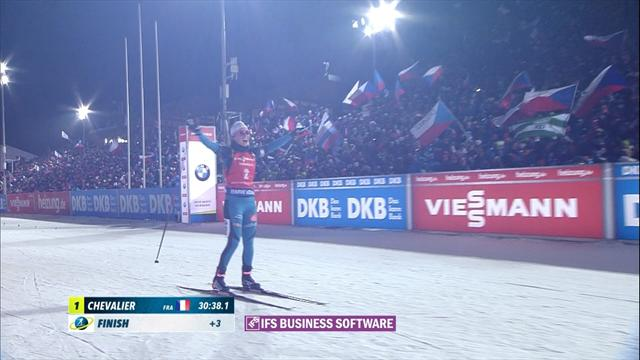 Anais Chevalier wins in Nove Mesto