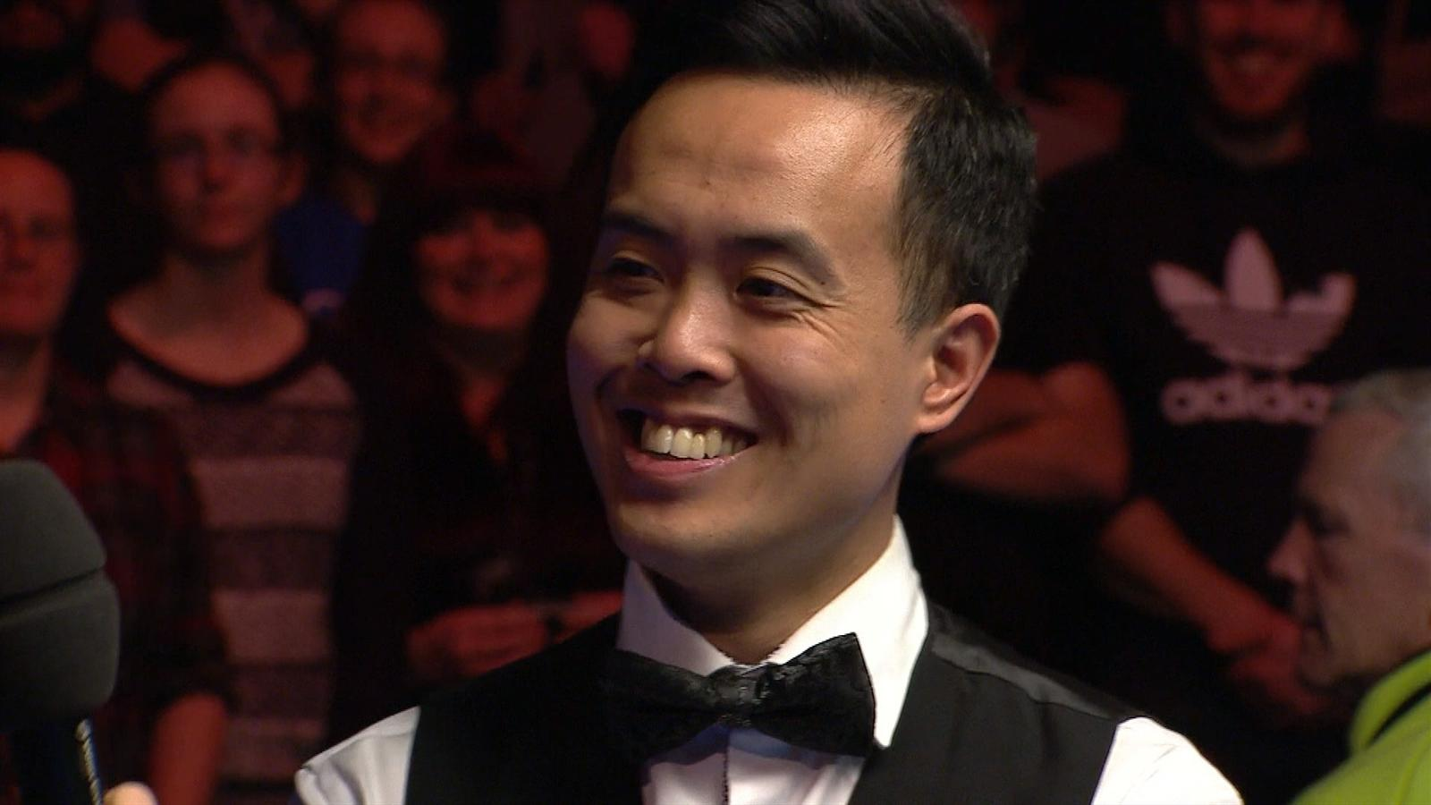 VIDEO - Marco Fu: This is the best win of my career - Video Eurosport UK