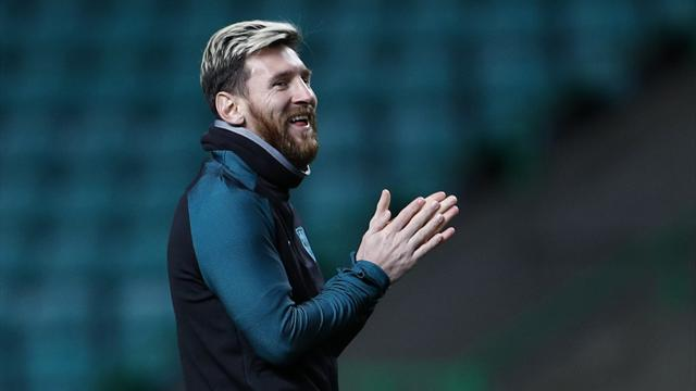 'Inter want to sign Messi' - report