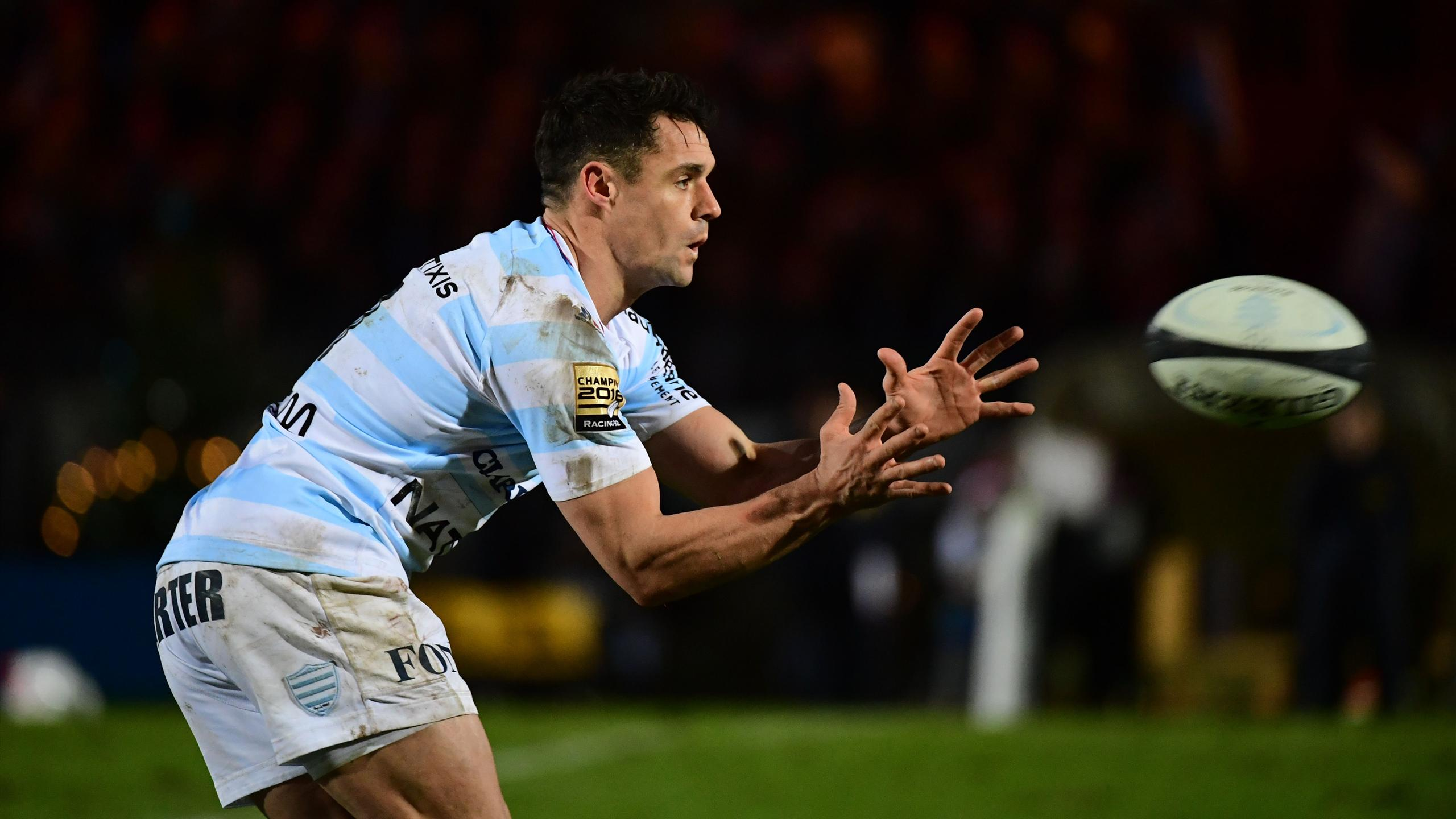 Dan Carter (Racing 92) - 23 décembre 2016