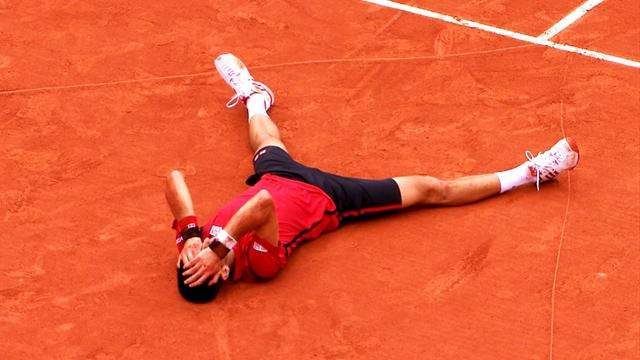 Best of 2016: Novak Djokovic completes career slam at French Open