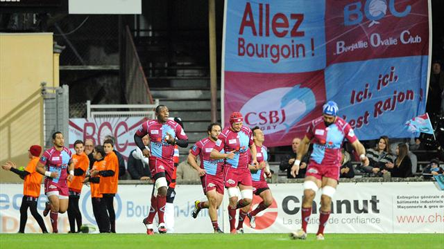 Bourgoin va faire appel après le retrait de 8 points