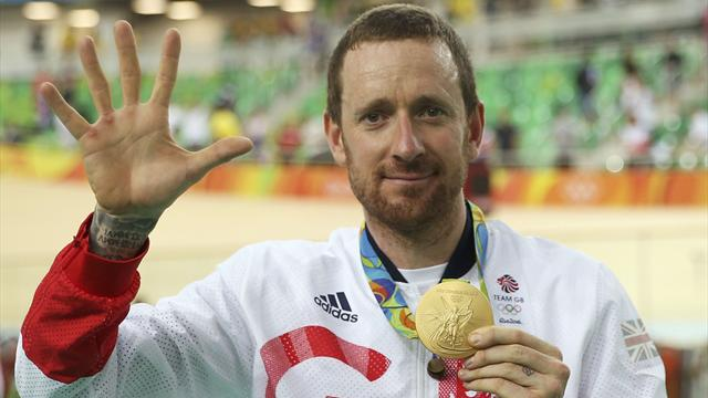 Bradley Wiggins signs up for ski jump TV show