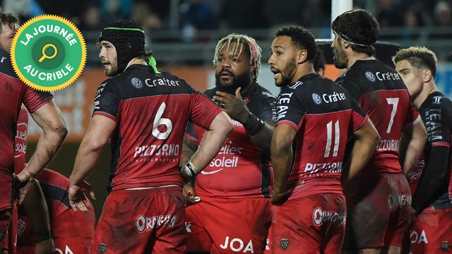La 15e journée passée au crible : Toulon – Racing en dessert, Clermont au menu de Toulouse