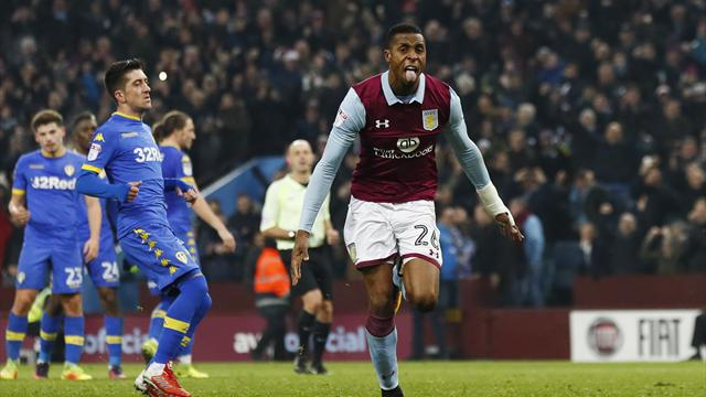 Aston Villa salvage point against Leeds