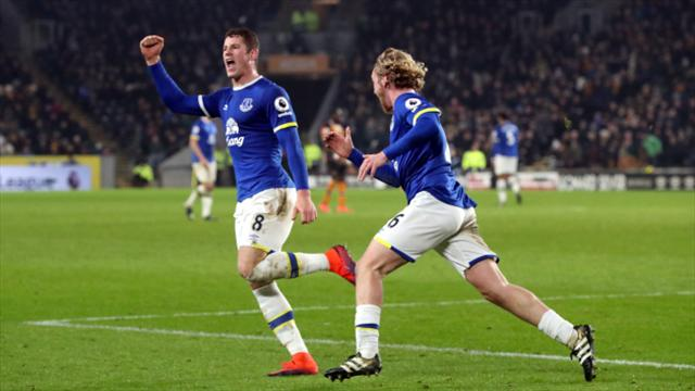 Everton predicted line-up: Maarten Stekelenburg out of Hull clash